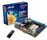 Asus F1A75-I Deluxe : carte mère mini-ITX pour ordinateur multimédia