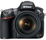 Nikon D800 : 36 millions de pixels pour ce reflex professionnel !