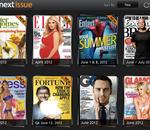 Next Issue : la lecture de magazines numériques