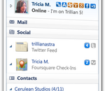 Trillian 5.1 inaugure la prise en charge native de Skype sur Windows