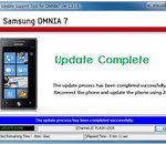 Samsung publie un patch pour l'Omnia 7 pour le rendre compatible avec NoDo