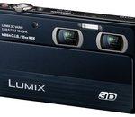 Panasonic Lumix 3D1 : un compact 3D schizophrène à double capteur
