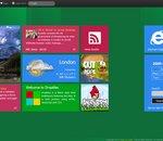 Metro UI CSS, Droptiles : reproduire l'interface Windows 8 en feuilles de style