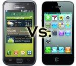 Apple vs Samsung : Samsung lourdement condamné à 1,049 milliard de dommages et intérêts