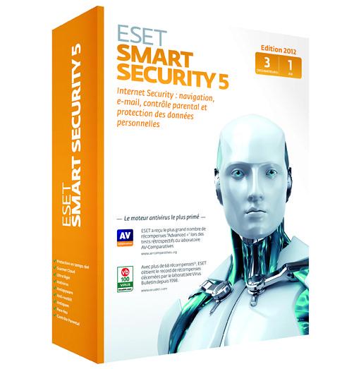 eset smart security 5 sur clubic