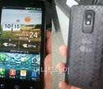 Le LG Optimus LTE se dévoile