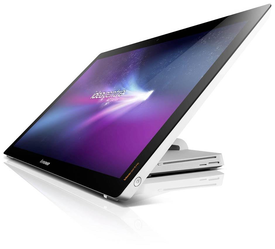 Lenovo IdeaCentre A720 : Un Tout-en-un à écran De 27
