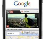 Chrome disponible sur Android... mais uniquement Ice Cream Sandwich