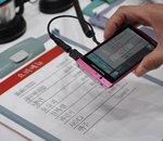 Android : Docomo propose la traduction de menu en temps réel