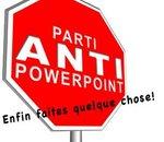 Insolite : le premier Parti mondial Anti-PowerPoint est né