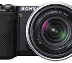 Sony NEX-5R : un App Store pour le nouvel hybride
