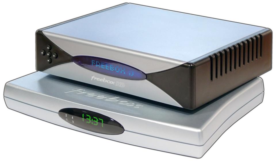 [DIVERS] Freebox Delta   Freebox One Raw