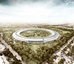Apple retarde son nouveau campus en forme de soucoupe volante à 2016