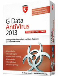 g data total protection 2013 clubic
