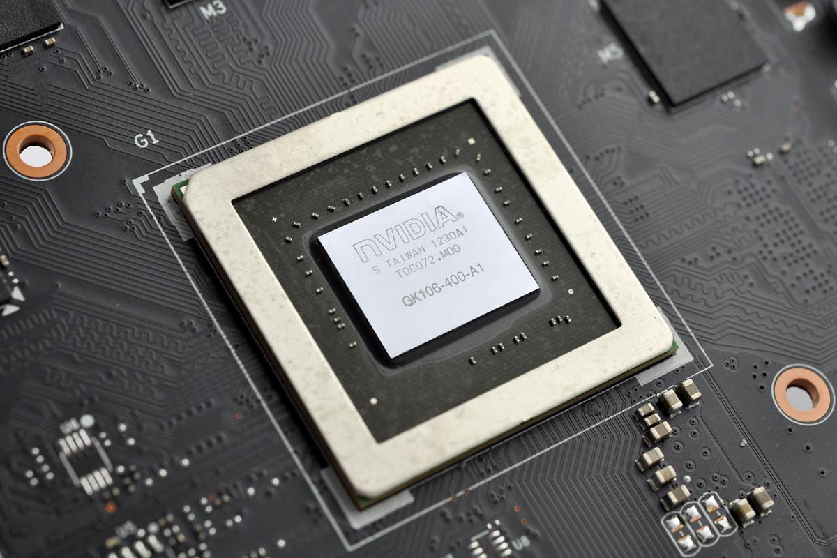 Carte graphique Asus GPU
