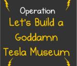 The Oatmeal soutient une levée de fonds pour un musée Nikola Tesla