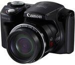 Canon SX160 et SX500 : zooms puissants mais capteurs modestes