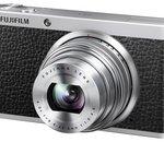 Fujifilm XF1 : un compact expert de poche à l'approche rétro