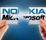 Microsoft a reversé 250 millions de dollars à Nokia au 4e trimestre 2011