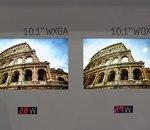 Samsung prépare un écran haute résolution pour tablette