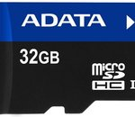 A-Data lance des cartes microSD UHS-I performantes