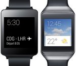 Android Wear : les LG G Watch et Samsung Gear Live sont en vente en France
