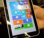 Toshiba Encore : une tablette Windows 8.1 à 300 euros