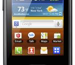 Samsung Galaxy Pocket : un smartphone Android premier prix fort compact