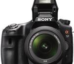 Sony Alpha 57 : le SLT de milieu de gamme accélère la cadence