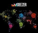 Deezer détaille sa stratégie internationale et vise 200 pays