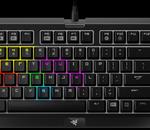 Razer BlackWidow Tournament Chroma : un clavier de luxe pour joueur