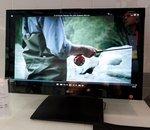 CES 2012 : LG Cinema 3D Monitor, l'écran 3D sans lunettes s'agrandit