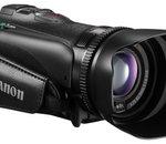 Canon renouvelle sa gamme de caméscopes Legria