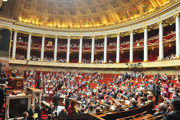 L\'Assemblée nationale