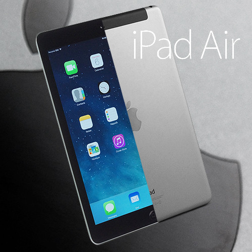 iPad Air   la tablette poids plume d Apple b69654465886