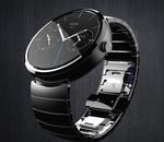 Motorola dévoile sa Moto 360, une montre sur Android Wear