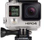 GoPro Hero4 : 4K à 30 i/s ou écran tactile intégré