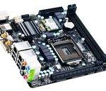 Gigabyte lance des cartes mères H77 et Z77 mini-ITX
