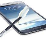 Samsung publie le code source du Galaxy Note II
