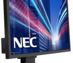 Nec lance un moniteur haut de gamme à dalle IPS de 27 pouces