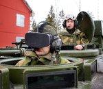 Insolite : l'Oculus Rift pour piloter un tank de l'armée norvégienne