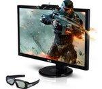 Test Asus VG278H : le premier écran 3D Vision 2