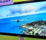 CES 2012 : Microsoft montre Microsoft Flight