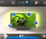 Philips : la réalité augmentée comme aide à l'achat d'une TV