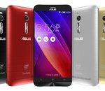 CES 2015 : Prise en main de l'Asus ZenFone 2