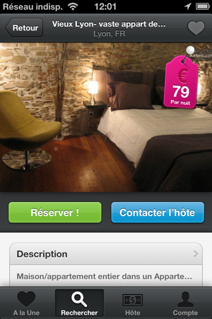 t l charger airbnb pour ios t l chargement gratuit. Black Bedroom Furniture Sets. Home Design Ideas