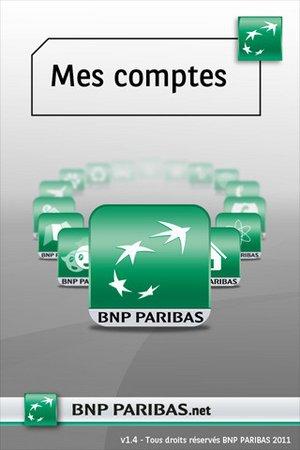 Telecharger Mes Comptes Bnp Paribas Pour Ios Telechargement Gratuit