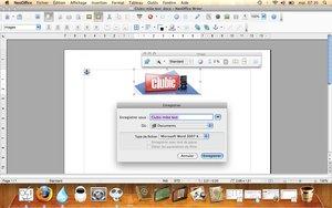 T l charger neooffice pour mac osx t l chargement gratuit - Pack office pour mac gratuit ...