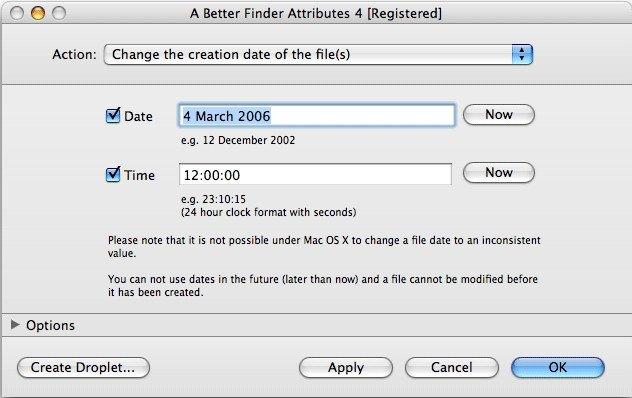 Telecharger A Better Finder Attributes Pour Mac Osx Telechargement