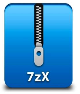 t l charger 7zx pour mac osx t l chargement gratuit. Black Bedroom Furniture Sets. Home Design Ideas